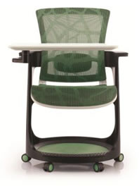 Mesh Skate Conference Training Chair
